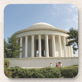 Washington, DC. Thomas Jefferson Memorial Coasters