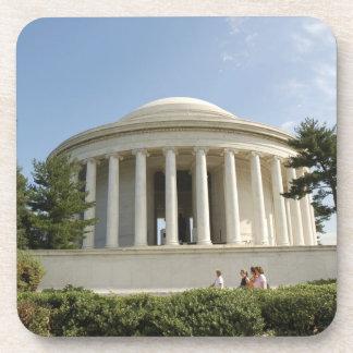 Washington DC Thomas Jefferson Memorial Beverage Coasters