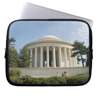 Washington, DC. Thomas Jefferson Memorial Laptop Computer Sleeves