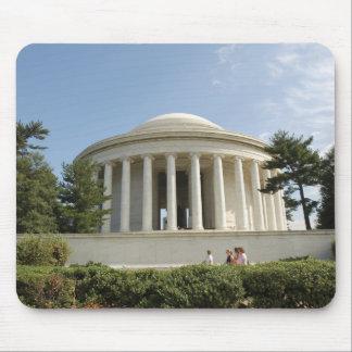Washington DC Thomas Jefferson Memorial Mousepads