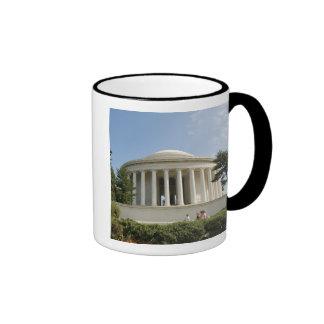 Washington, DC. Thomas Jefferson Memorial Mugs
