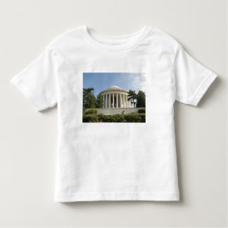 Washington, DC. Thomas Jefferson Memorial Toddler T-Shirt
