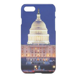 Washington DC United States Capitol at Dusk iPhone 7 Case