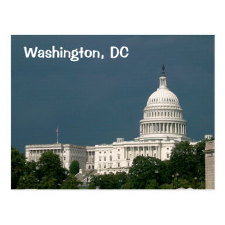 Washington, DC: United States Capitol Postcard