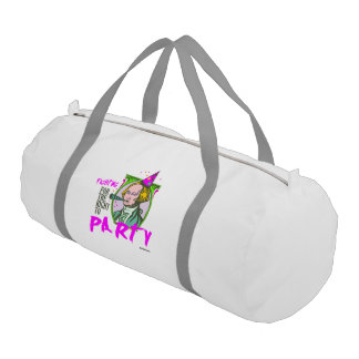 Washington - Fighting for the Right to Party Gym Duffel Bag