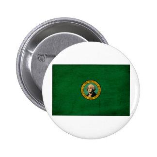 Washington Flag Buttons