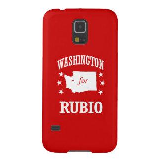 WASHINGTON FOR RUBIO GALAXY S5 CASE