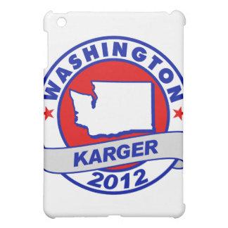 Washington Fred Karger Cover For The iPad Mini