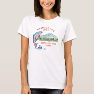 Washington Girl T-Shirt