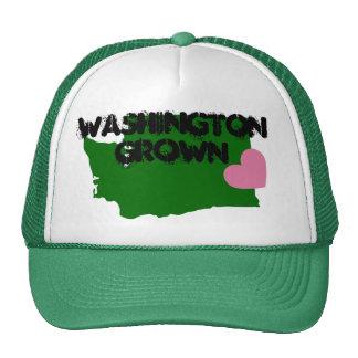 WASHINGTON GROWN CAP