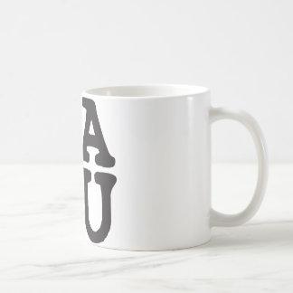 Washington Hates You Basic White Mug
