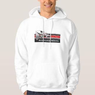 washington heights hooded sweatshirts