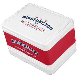 Washington Hockey Power 12 Can cooler Igloo Cool Box