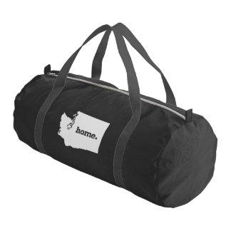 Washington Home Gym Duffel Bag