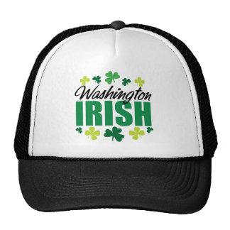 Washington Irish Mesh Hat