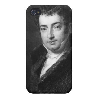 Washington Irving Cover For iPhone 4