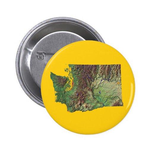 Washington Map Button