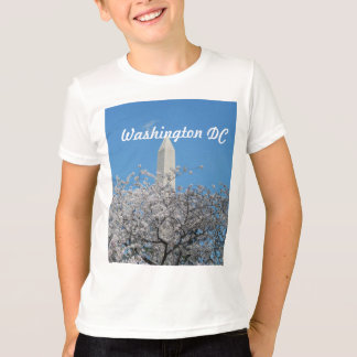 Washington Monument in Spring T-Shirt