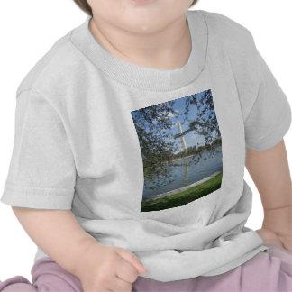 Washington Monument in Spring Tshirt