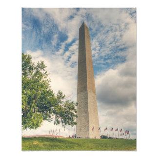 Washington Monument Photo Print