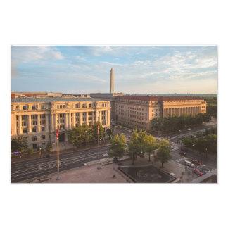 Washington Monument Photo Print