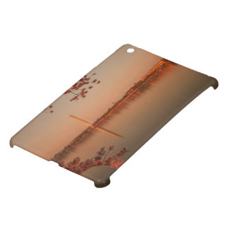 Washington Monument Sakura at sunset. iPad Mini Cases