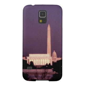 Washington Monument, the Capitol and Jefferson Case For Galaxy S5
