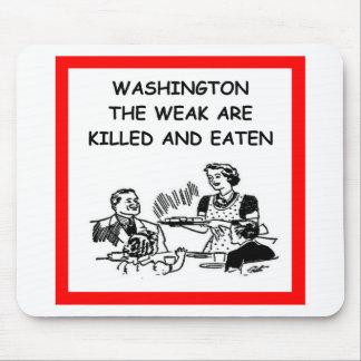 WASHINGTON MOUSE PADS