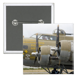 Washington, Olympia,  military airshow. 2 15 Cm Square Badge