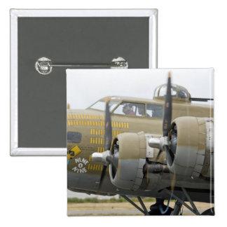 Washington, Olympia,  military airshow. 2 15 Cm Square Badge