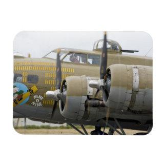 Washington, Olympia,  military airshow. 2 Rectangular Photo Magnet