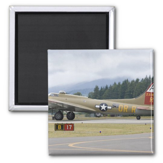 Washington, Olympia, military airshow. 3 Magnet