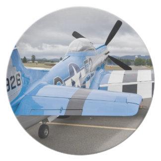 Washington, Olympia,  military airshow. 3 Plate