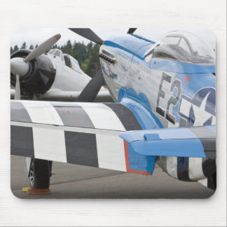 Washington, Olympia,  military airshow. 4 Mouse Mat