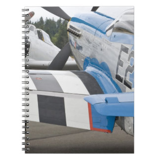 Washington, Olympia,  military airshow. 4 Notebook