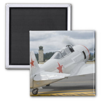 Washington, Olympia, military airshow. 6 Magnet