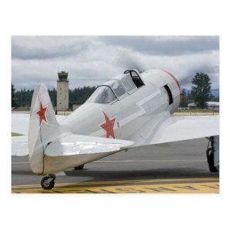 Washington, Olympia, military airshow. 6 Postcard