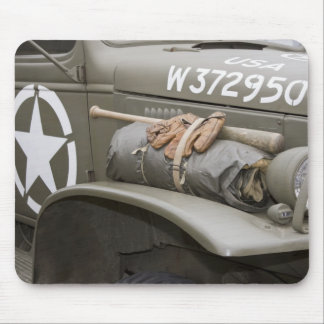 Washington, Olympia, military airshow. 7 Mouse Mat