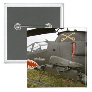 Washington, Olympia, military airshow. 8 15 Cm Square Badge