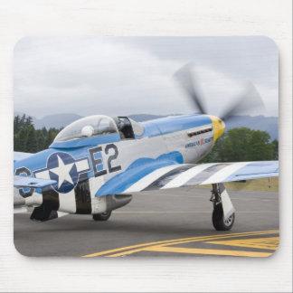 Washington, Olympia,  military airshow. Mouse Mat