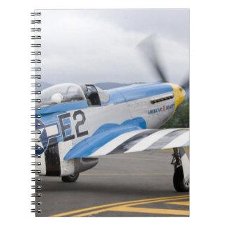 Washington, Olympia,  military airshow. Notebook