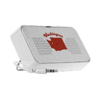 WASHINGTON Red State Mini Speaker