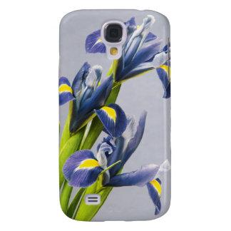 Washington, Redmond, Purple Irises Galaxy S4 Case