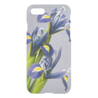 Washington, Redmond, Purple Irises iPhone 7 Case