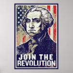 Washington Revolution Poster