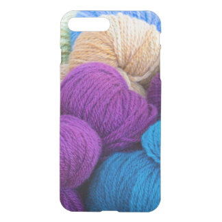 Washington, Seabeck. Balls of colorful yarn iPhone 8 Plus/7 Plus Case