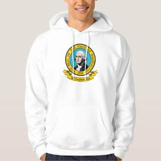 Washington Seal Hoodie