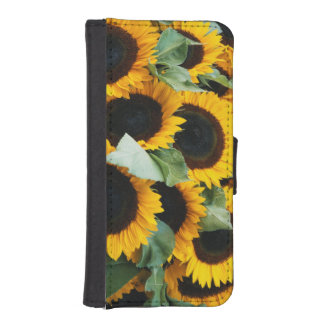 Washington, Seattle, Sunflower for sale pike iPhone SE/5/5s Wallet Case