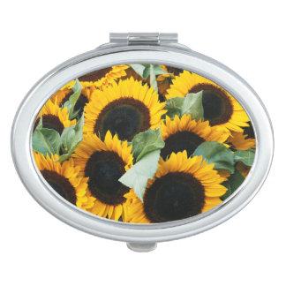 Washington, Seattle, Sunflower for sale pike Vanity Mirror