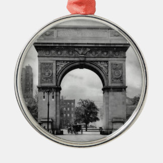 Washington Square Arch Christmas Ornament